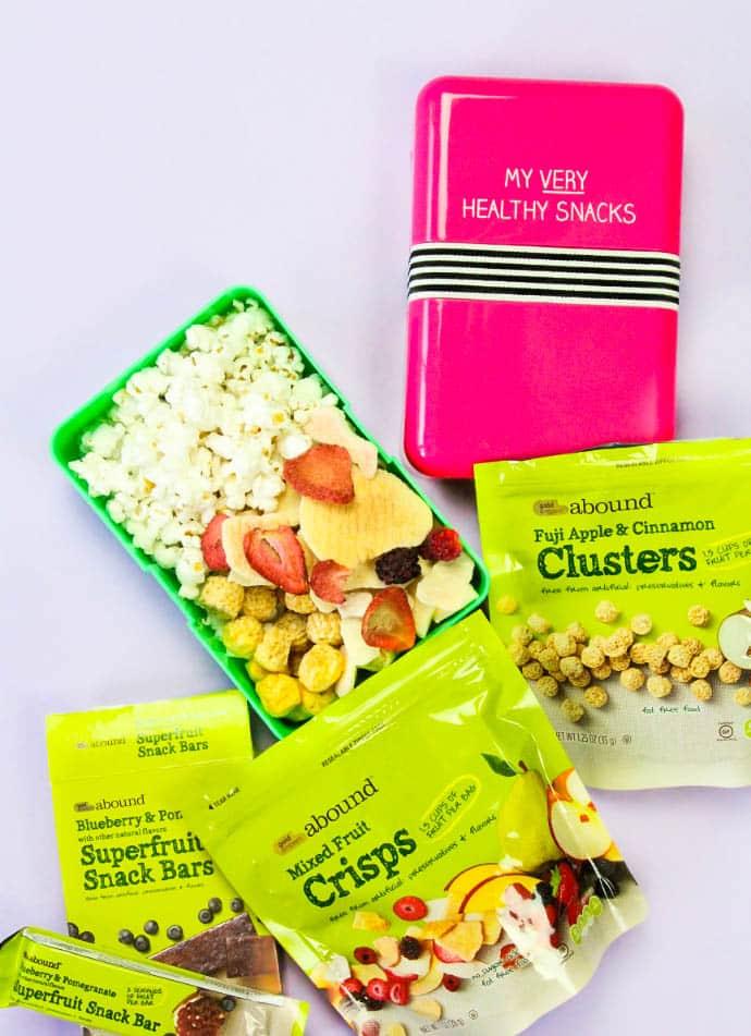 Favorite CVS Healthy Snacks 1
