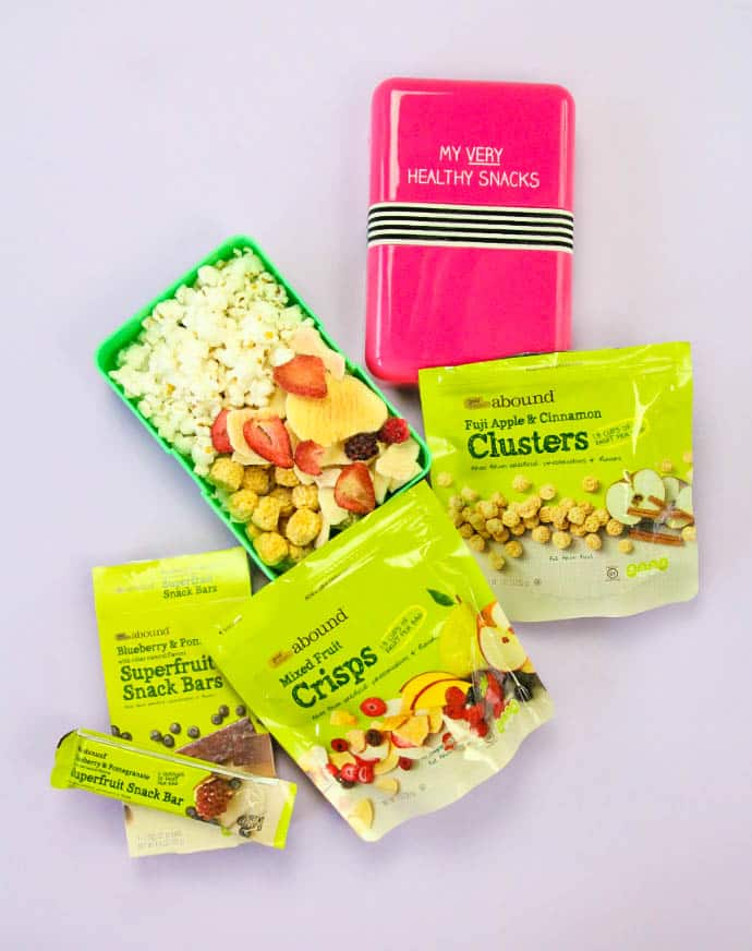 Favorite CVS Healthy Snacks