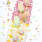 DIY a2 Milk® And Cereal Popsicles!