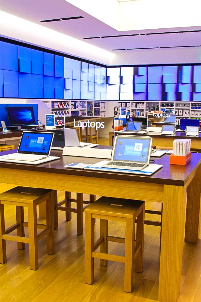 Microsoft Store Computers