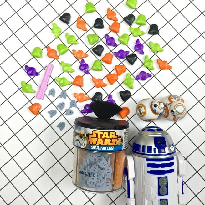 Star Wars Sprinkles
