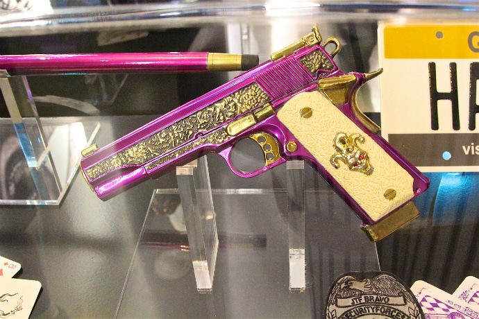 Suicide Squad Joker Gun