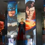 The DC Universe Comes To The Warner Brothers Studio Tour Hollywood!