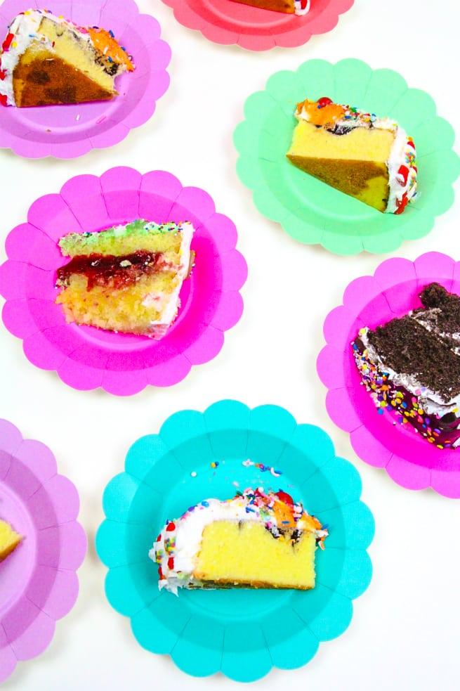 Cake Slices 3