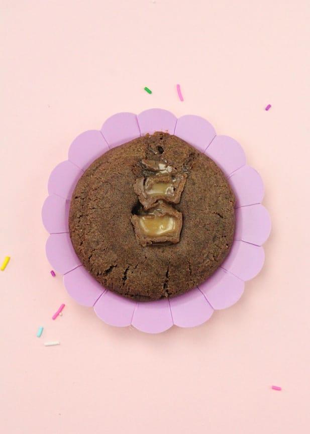 Chocolate Pecan Caramel