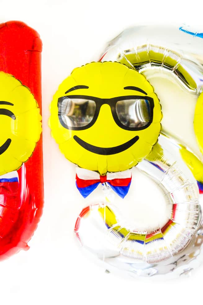 DIY Independence Day Emoji Balloons-4
