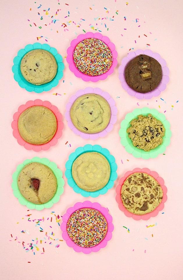 Milk Jar Cookies LA