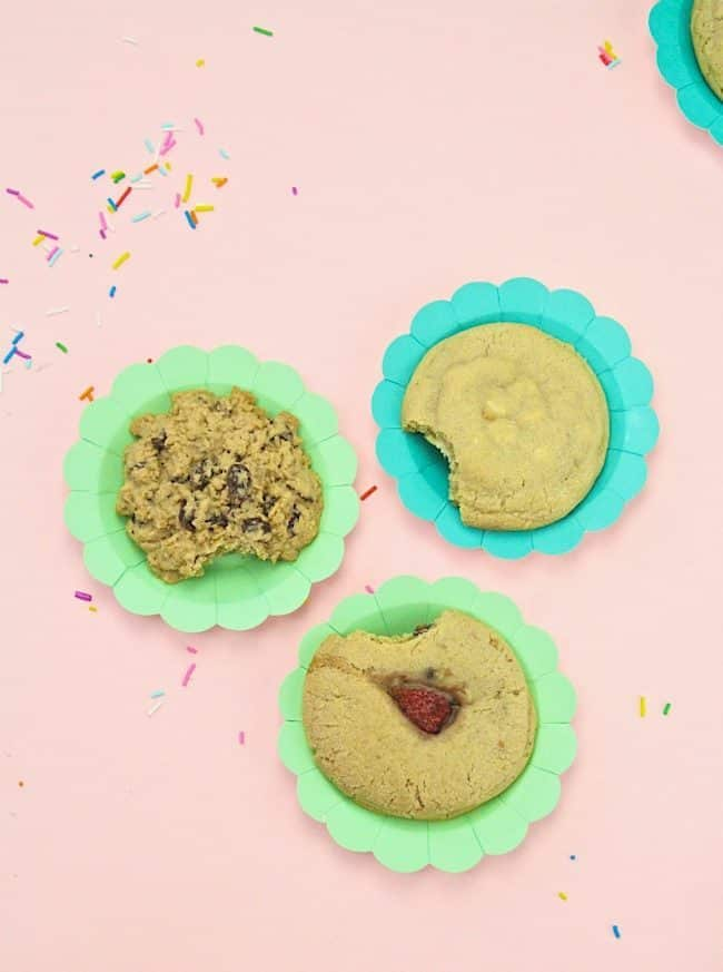 Milk Jar Cookies Runner Ups