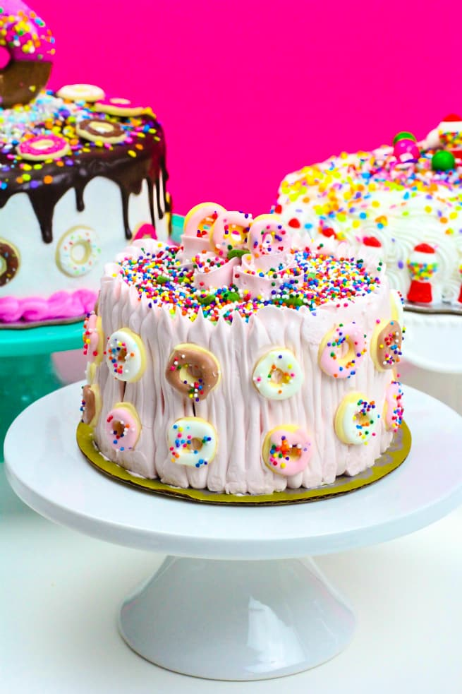 Mini Cake Hack