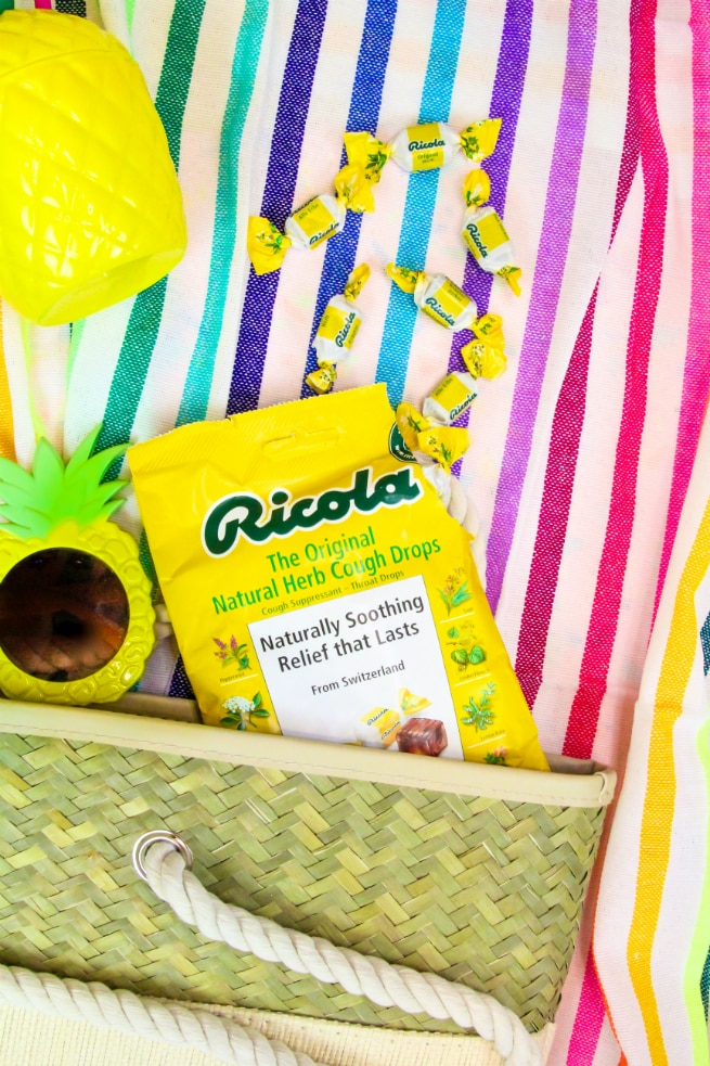 Ricola Summer Wellness