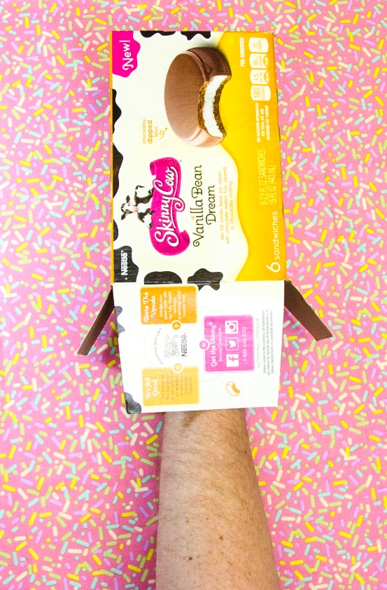 Skinny Cow Vanilla Bean Dream Box