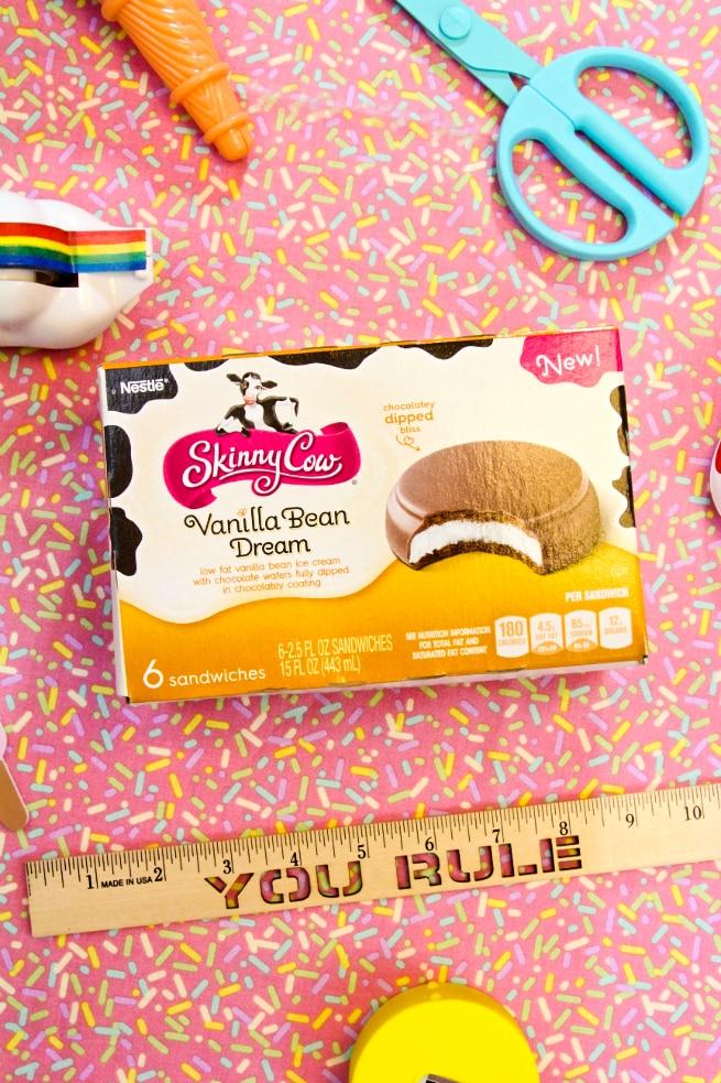 Skinny Cow Vanilla Bean Dream