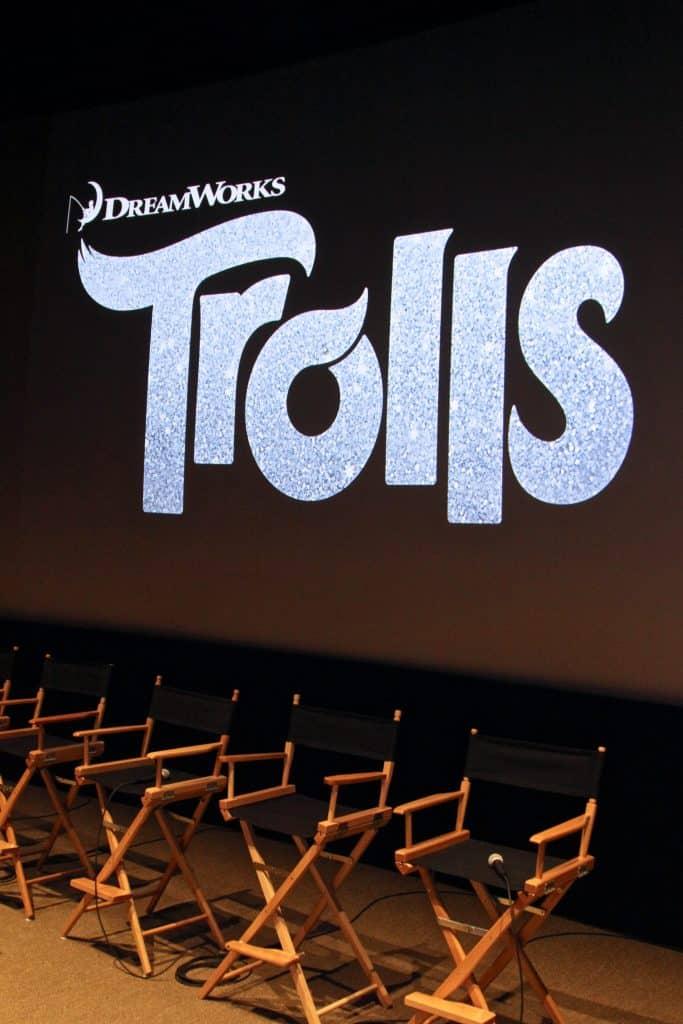 TROLLS Press event