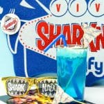 DIY Sharknado Drink Stirrers & a Sharktistic Drink Recipe!