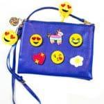 DIY Shrinky Dink Emoji Pins aka Flair!