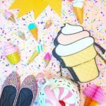 Happy Ice Cream Month + A Giveaway & Fab Finds!