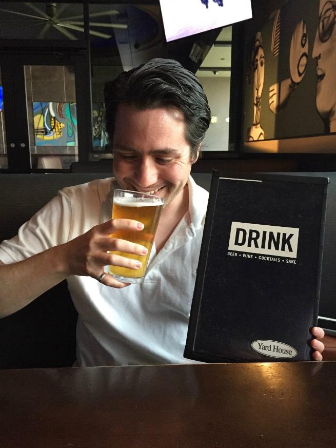 Hon Beer Tasting
