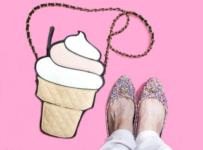 Ice Cream Day Outfit 2