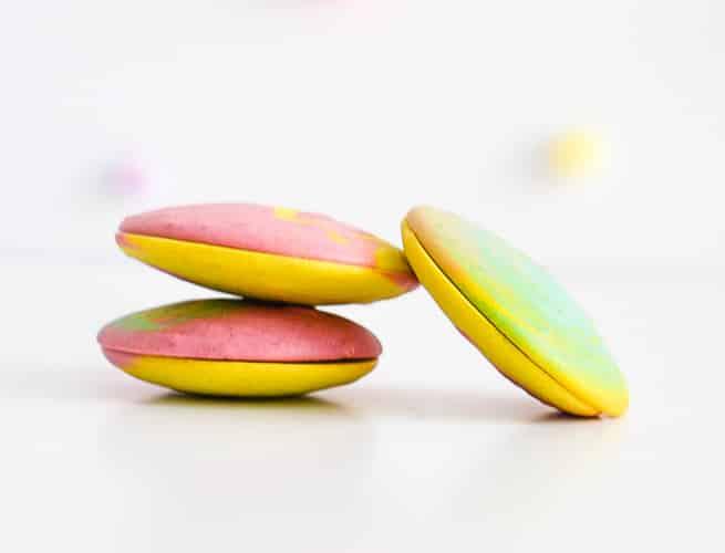 Rainbow Whoopie Pies Ice Cream Sandwiches Step-4