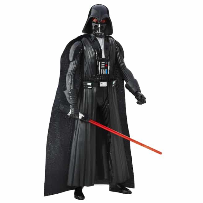 "Star Wars Rebels 12"" ELECTRONIC DUEL™ DARTH VADER™ (STAR WARS REBELS™) - oop"