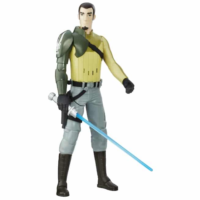 """Star Wars Rebels 12"""" ELECTRONIC DUEL™ KANAN JARRUS™ (STAR WARS REBELS™) - oop"""