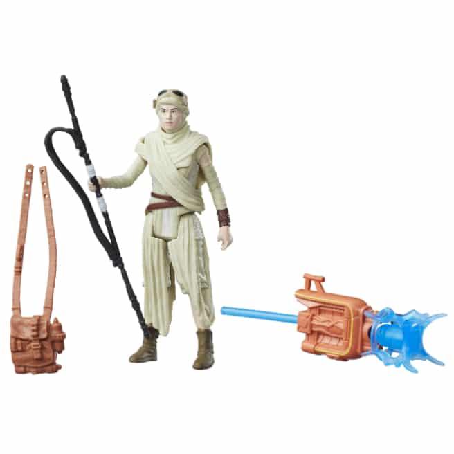 Star Wars The Force Awakens REY (JAKKU)™ - oop