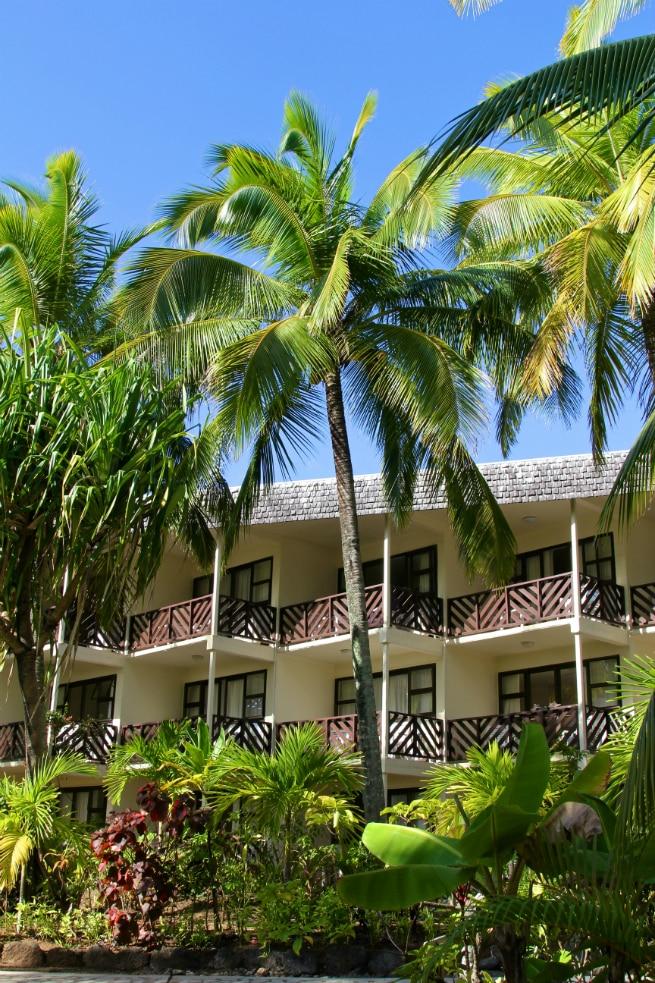 Cook islands Resort pic 1