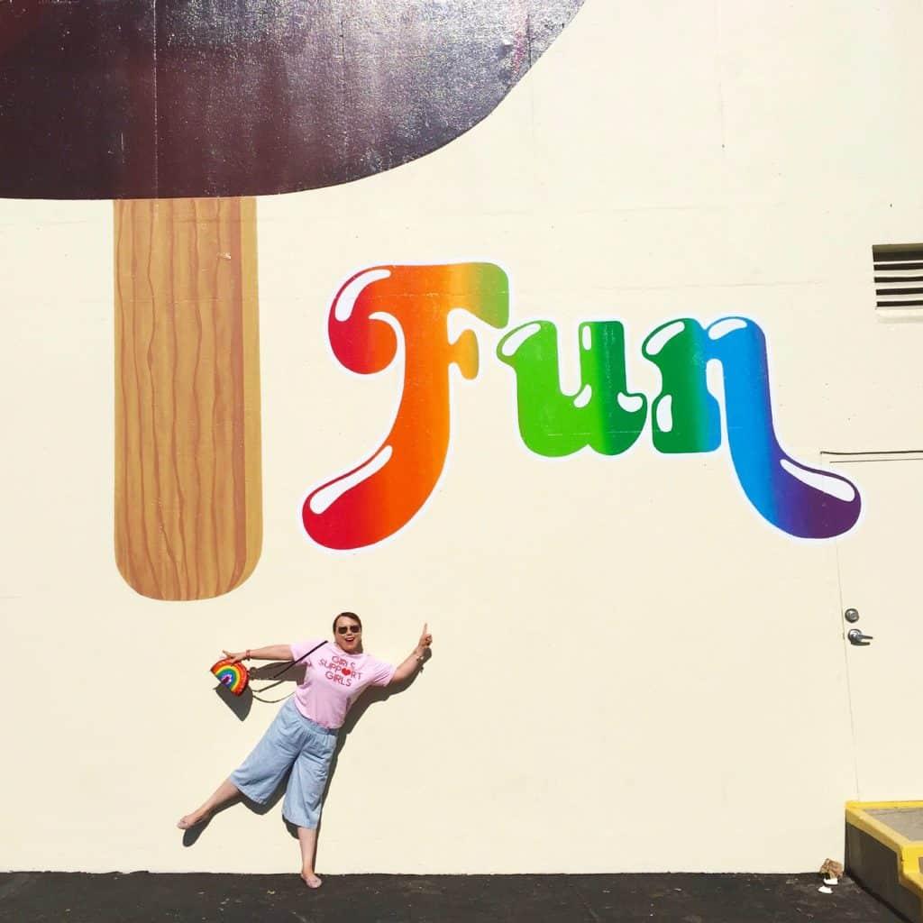 Fun Wall