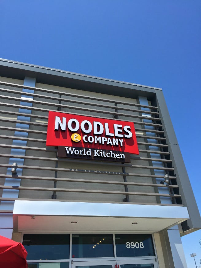 Noodles and CO 1 New