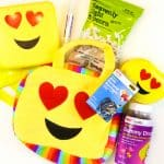 DIY Emoji Lunch Containers & Back To School Must Haves!