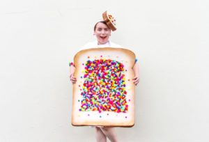 DIY Fairy Bread Costume!