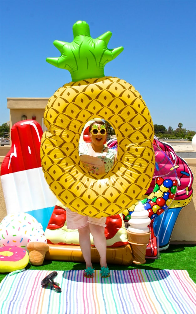 Foodie Pool Party Pool Floats 3