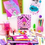 Free Printable Locker/Desk Posters & Cute School Supplies!