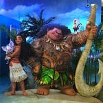 A Behind The Scenes Look At Disney's Moana!