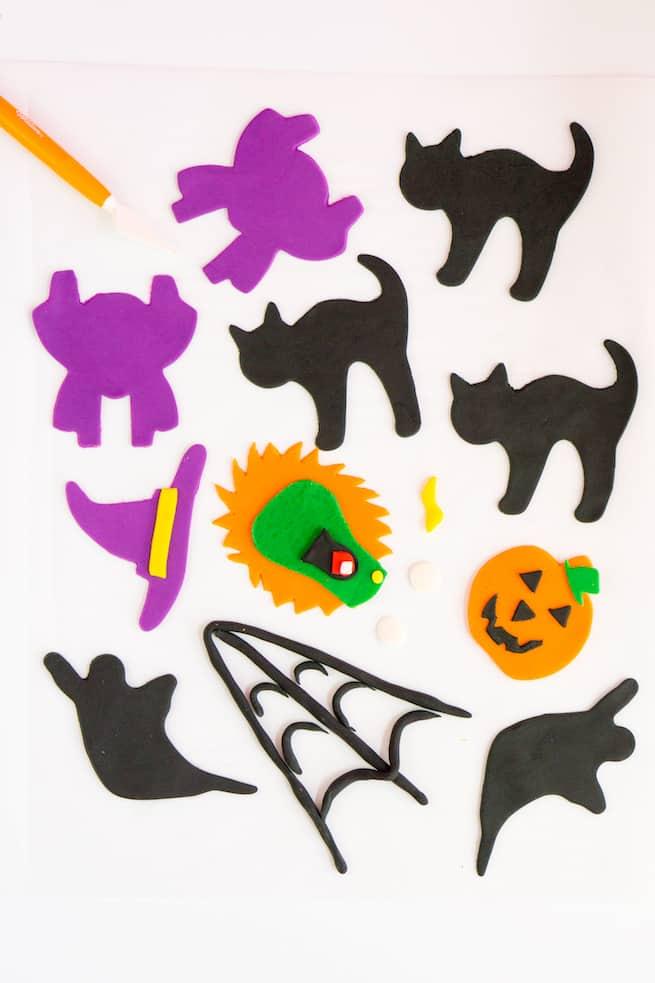 lisa-frank-inspired-neon-halloween-cake-candy-step-2