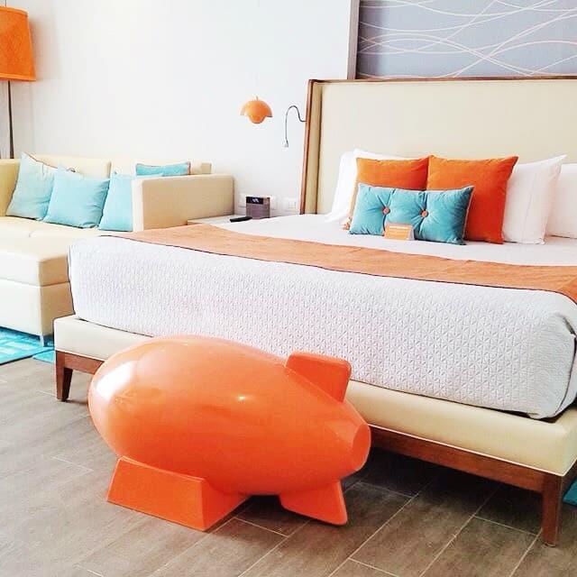 Nick Hotel Room