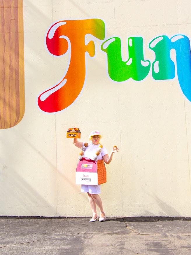 diy-dunkin-donuts-munchkin-halloween-costume