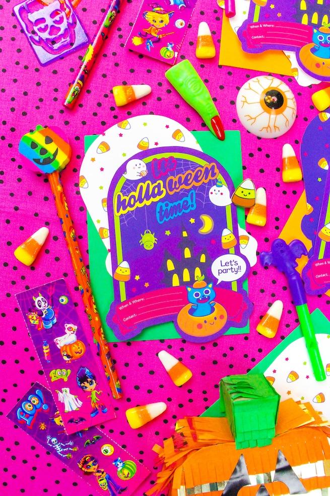 diy-printable-90s-throwback-halloween-party-invites