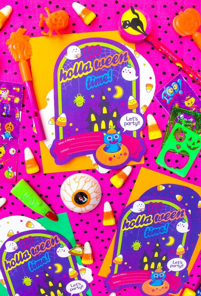 free-printable-90s-throwback-halloween-party-invites-envelopes