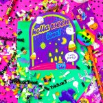 Free Printable 90's Throwback Halloween Party Invites!