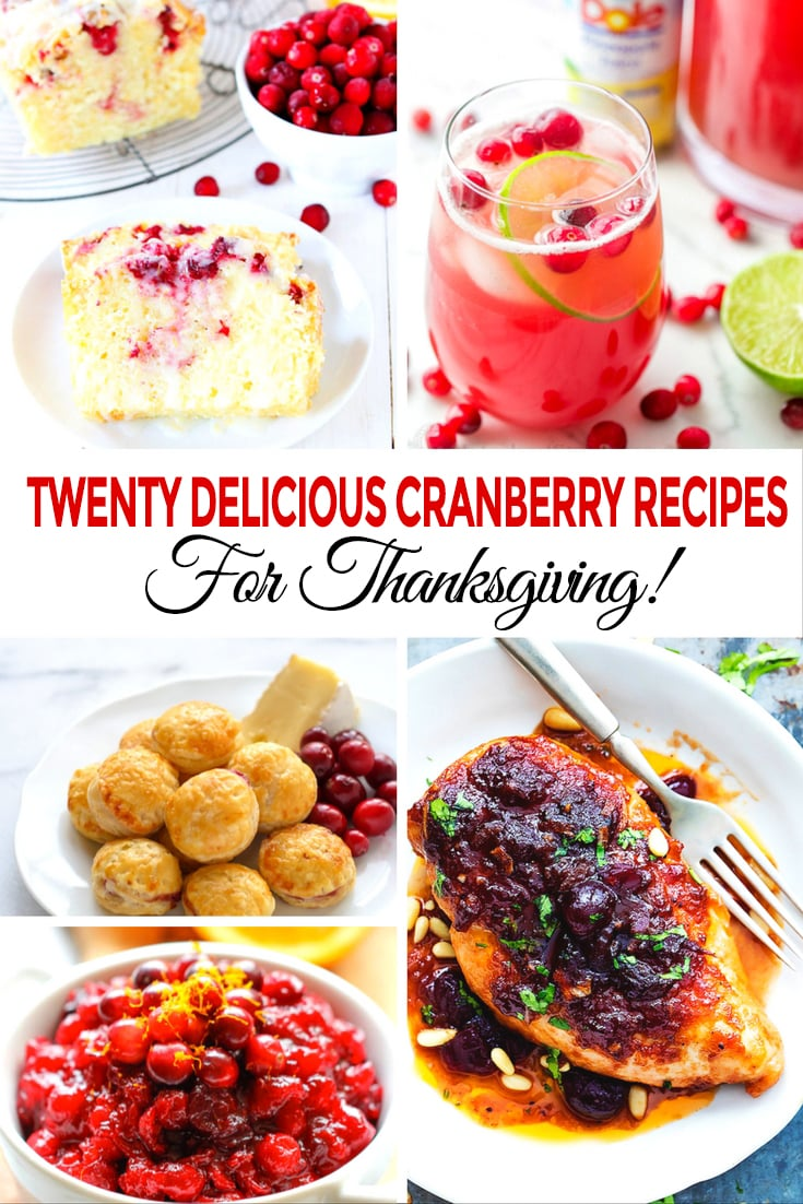 20-cranberry-recipes-for-thanksgiving
