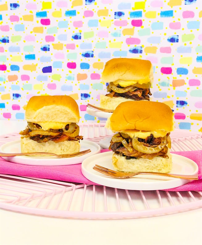 crock-pot-baby-back-rib-slider