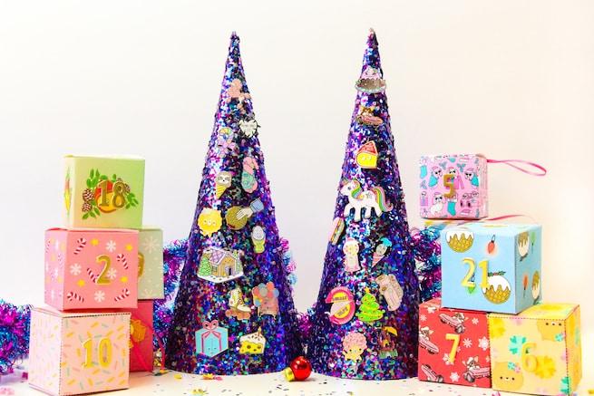 diy-pingame-advent-calendar-glitter-trees