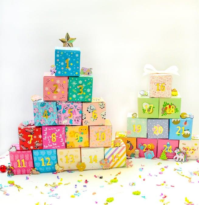 diy-pingame-advent-calendar-pyramid