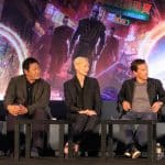 Chatting With The Cast & Film Makers of Marvel's Doctor Strange!