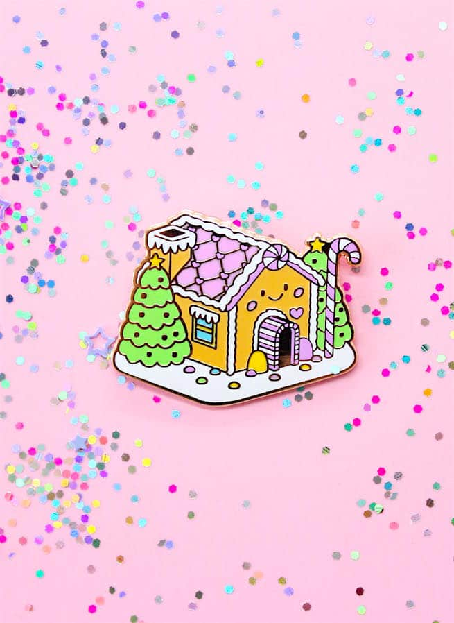 gingerbread-pin