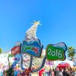 Celebrating Grinchmas 2016 At Universal Studios Hollywood!