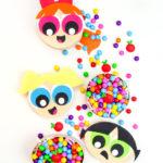 DIY Powerpuff Girls Treat Boxes!