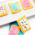 Itty Bitty DIY Pop Tarts!