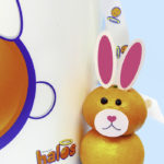 Easter Bunny Wonderful Halos Mandarins & Giveaway!